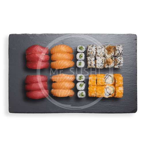 Foto Box B (Sushi Mix Box) 34 st.