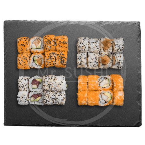 Foto Uramaki Mix Box (Box C), 32 st.