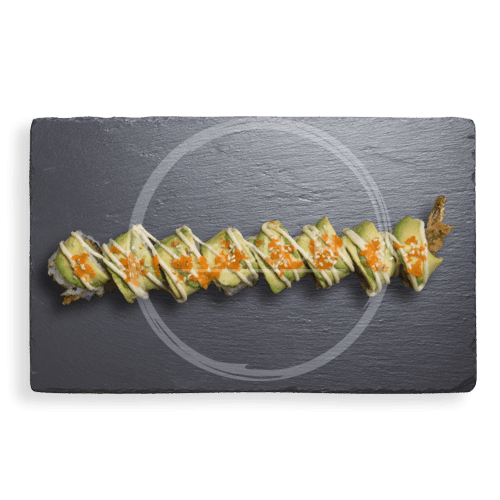 Foto Soft Shell Crab Maki 8 st.